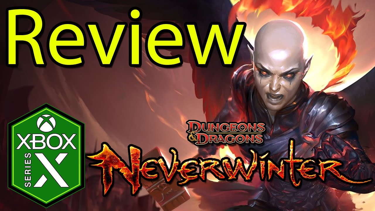 Neverwinter Xbox Series X Gameplay Review [Free to Play]