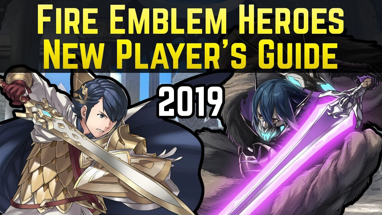 New Player's Guide for Fire Emblem Heroes (2019) | Basics of Combat, Unit Stats, & Summoning Advice