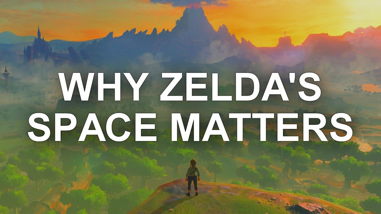Why Breath of the Wild's Empty Space is So Important