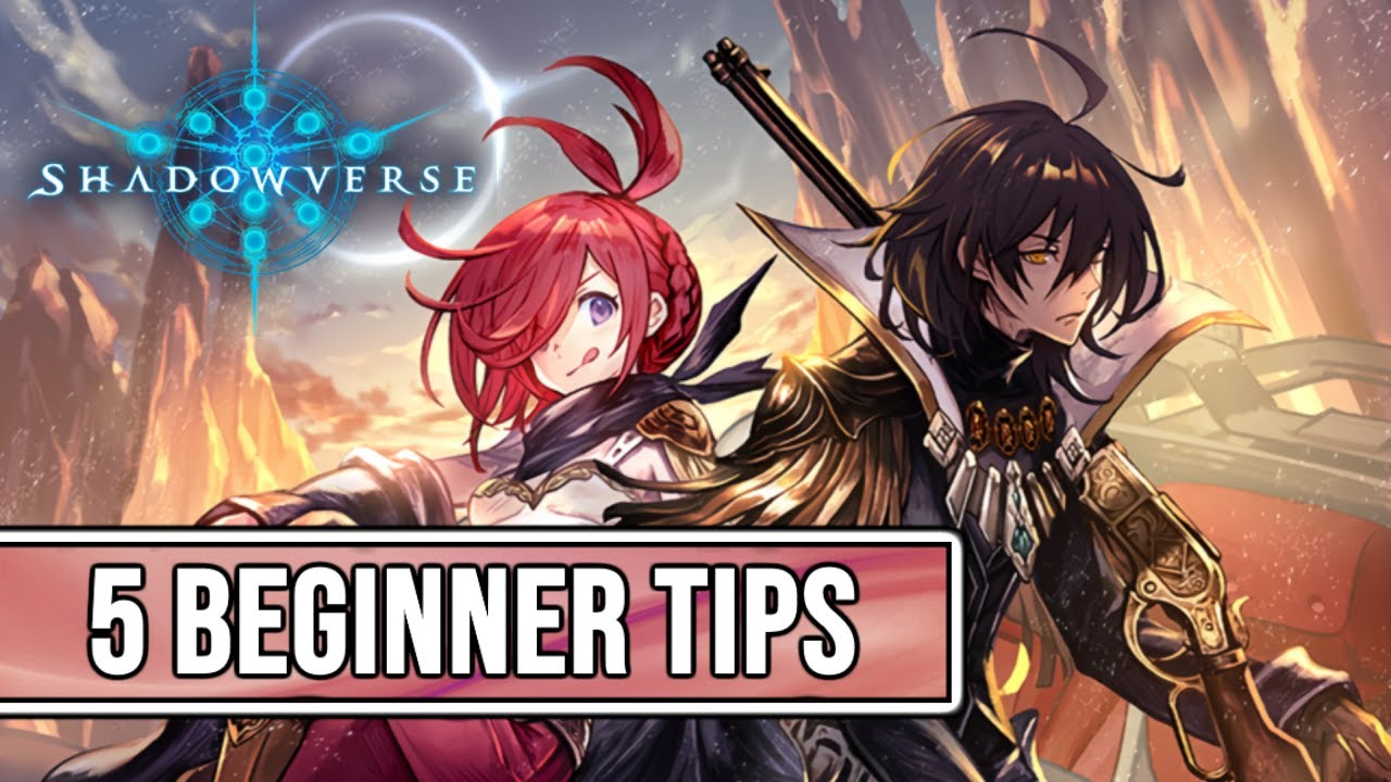 Shadowverse: 5 Things You MUST Do As A Beginner!