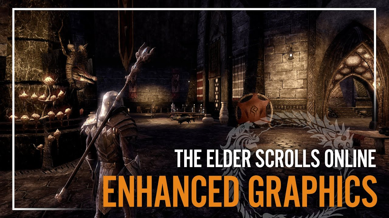 Easy Graphic Enhancements for The Elder Scrolls Online (PC) with GeForce's Freestyle