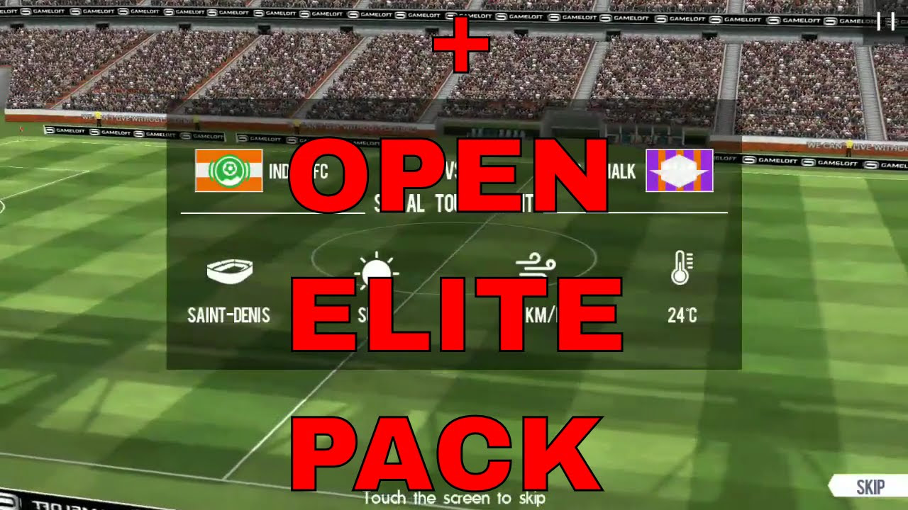 Social PvP Final , Open Elite Pack card Real Football aNdroid / IOS gameplay